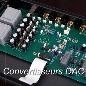 Convertisseurs DAC