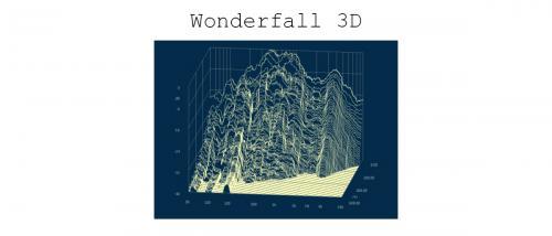 Wonderfall 3d
