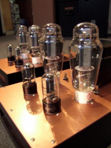 Amplificateur 300B PP de M. D.