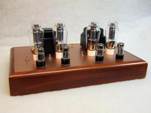 Amplificateur 300B PP de M. A.