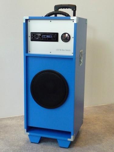 Source sonore mobile pour le LASA