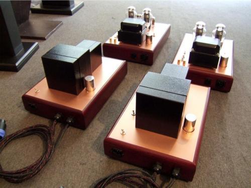 Amplificateur « Le Marquis » de M. D.